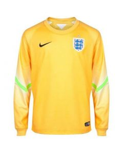 England 2014 World Cup Home Goalkeeper Jersey