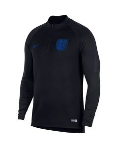 England Nike Black Squad Drill Top 2018/19 (Kids)