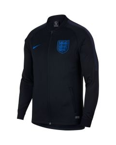 England Nike Black Squad Jacket 2018/19 (Adults)