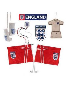 England World Cup Celebration Car Set