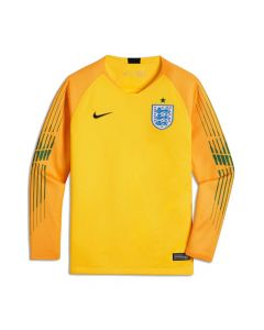 England Goalkeeper Home Shirt 2018/19 (Kids)