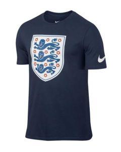 England Kids Crest T-Shirt 2016/17