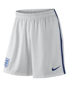 England Kids Euro Home Shorts 2016/17