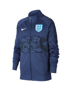 England Euro 2020 junior I96 anthem jacket (navy)