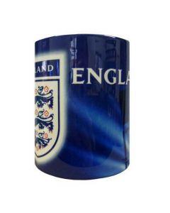 England Large Crest Mug