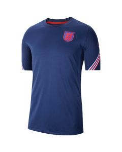 England Euro 2020 navy strike training jersey