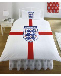 England St George Duvet Cover