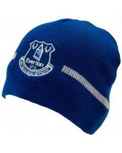 Everton Blue Beanie Hat