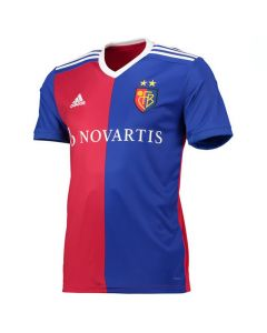 FC Basel Adidas Home Shirt 2018/19 (Adults)