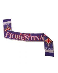 Fiorentina Jacquard Football Scarf