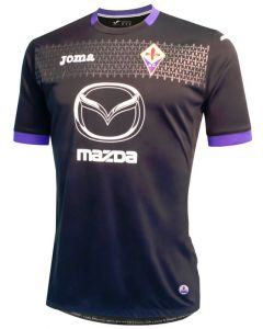 Fiorentina Boys Home Goalkeeper Football Shirt 2013-14