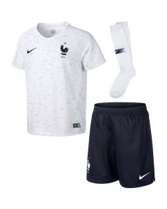 France Nike Away Kit 2018/19 (Kids)