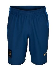 2012 - 2013 France Boys Home Football Shorts 2012 - 2013