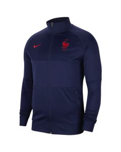 France Euro 2020 I96 anthem jacket (navy)