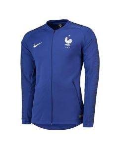 France Nike Anthem Jacket 2018/19 (Blue)