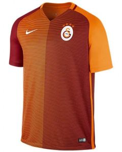 Galatasaray Home Football Shirt 2016-17