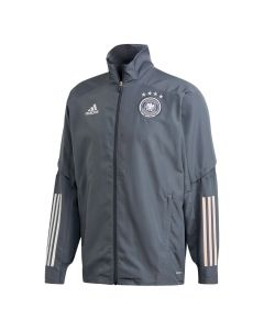 Germany Grey Presentation Jacket 2020/21