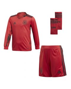 Germany Kids Home Goalkeeper Kit 2020/21
