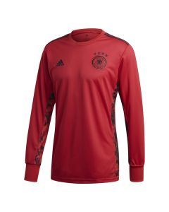 Germany Home Goalkeeper Shirt 2020/21