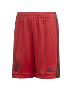 Germany Kids Goalkeeper Home Shorts 2020/21