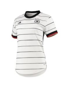 Germany Ladies Home Football Shirt 2020/21