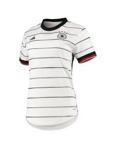 Germany Ladies Home Football Shirt 2020/21
