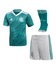Germany Adidas Away Kit 2018/19 (Kids)