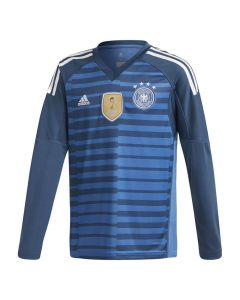 Germany Kids Home Goalkeeper Shirt 2017/19