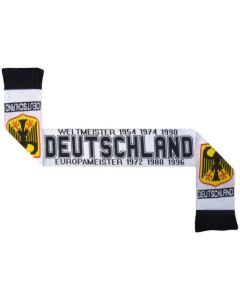 Germany Jacquard Football Scarf