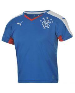 Glasgow Rangers Kids (Boys Youth) Home Jersey 2015 - 2016