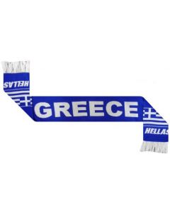 Greece Football Scarf