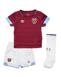West Ham United Umbro Home Kit 2018/19 (Kids)
