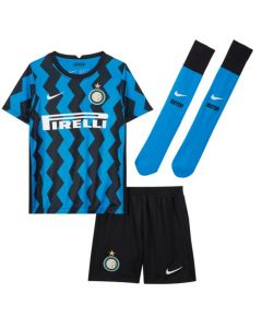 Inter Milan Kids Home Kit 2020/21