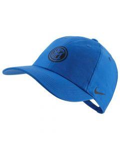 Inter Milan Blue H86 Baseball Cap 2020/21
