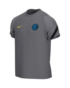 Inter Milan Kids Grey Strike Training Jersey 2020/21