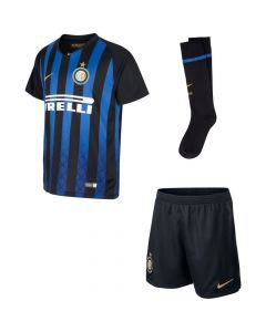 Inter Milan Nike Home Kit 2018/19 (Kids)