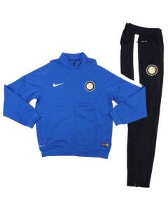 Inter Milan Kids Knit Tracksuit 2015 - 2016