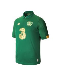 Front View Of The Ireland 2020 Top