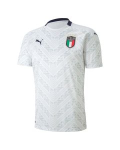 Italy Kids Away Shirt 2020/21