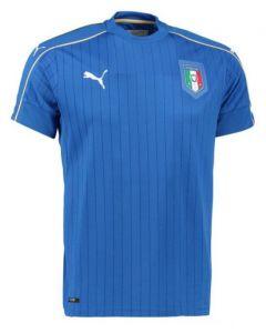 Italy Kids Home Football Shirt 2016-17