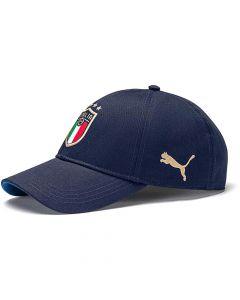 Italy FIGC Team Baseball Cap 2020/21
