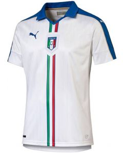 Italy Kids Away Jersey 2015 - 2016