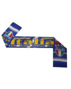 Italy Jacquard Football Scarf