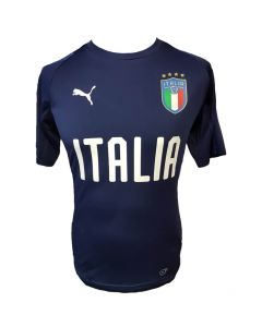 Italy Training Jersey 2017/18 (Navy)