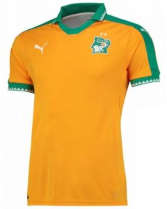 Ivory Coast Home Football Shirt 2016/17