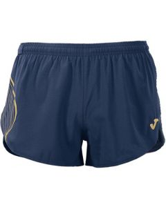 Joma Kids Elite II Competition Running Shorts (Navy)