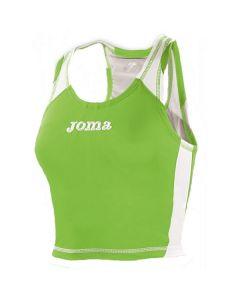 Joma Record Women's Running Vest (Green)