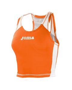Joma Record Women's Running Vest (Orange)