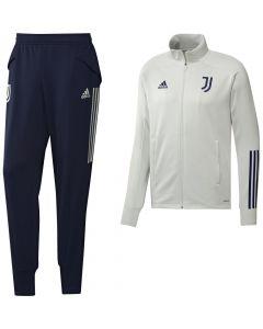 Juventus grey tracksuit 20/21