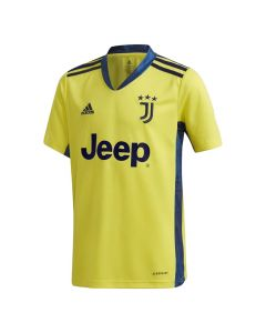 Juventus Kids Home Goalkeeper Shirt 2020/21